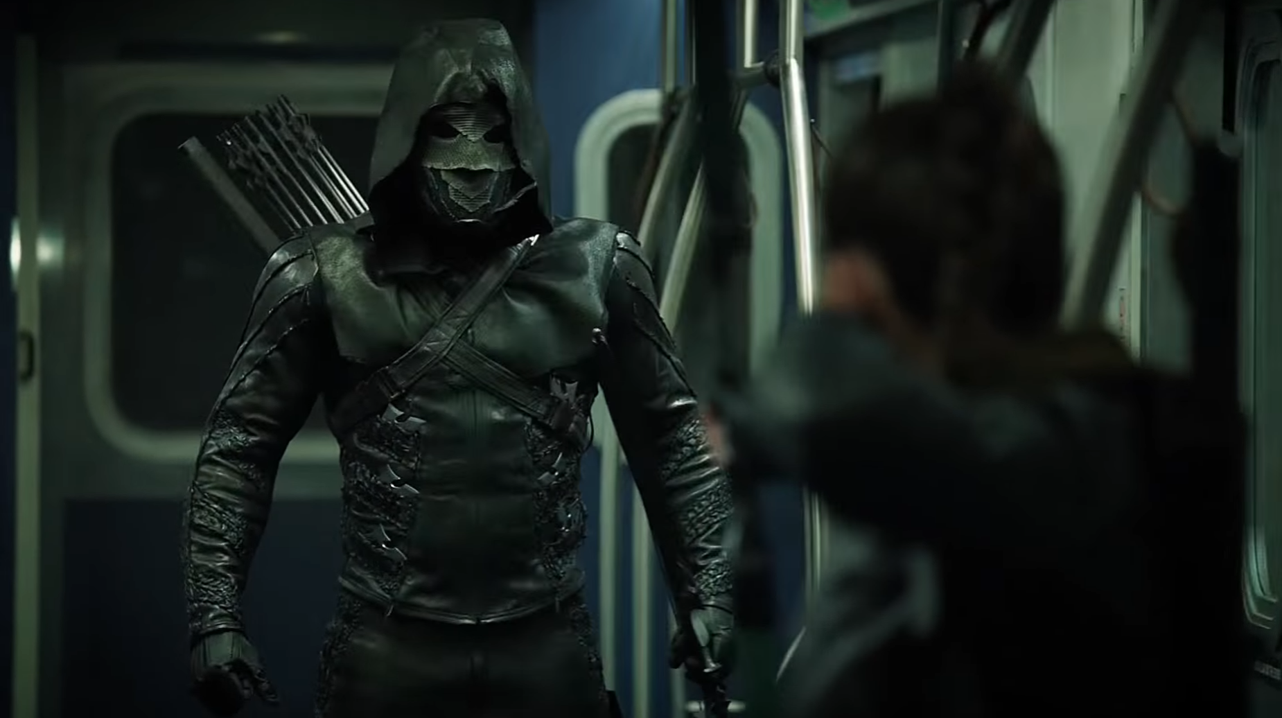 Latest 'Arrow' Episode Debunks One Prometheus Theory