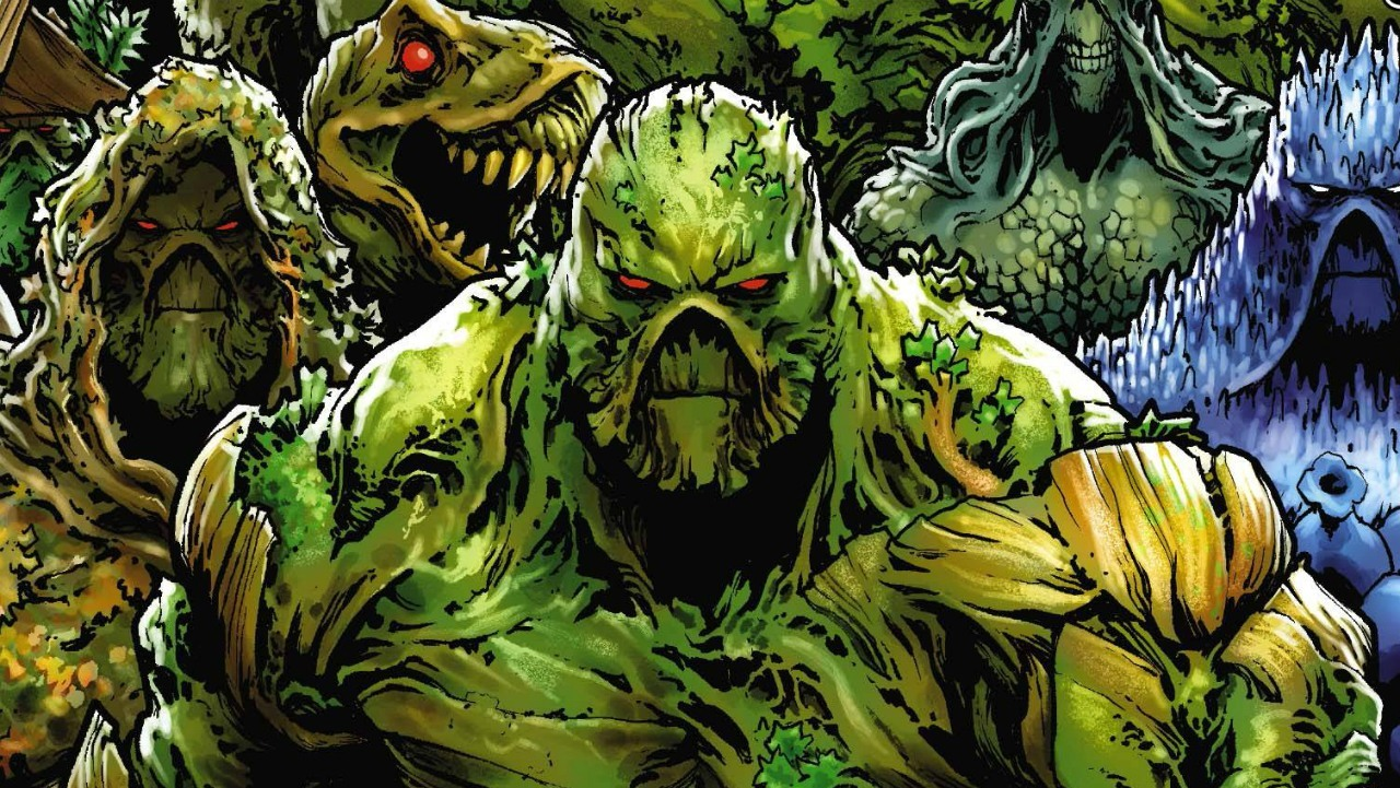 Swamp Thing Unveiled in 'Injustice 2' Gameplay Trailer