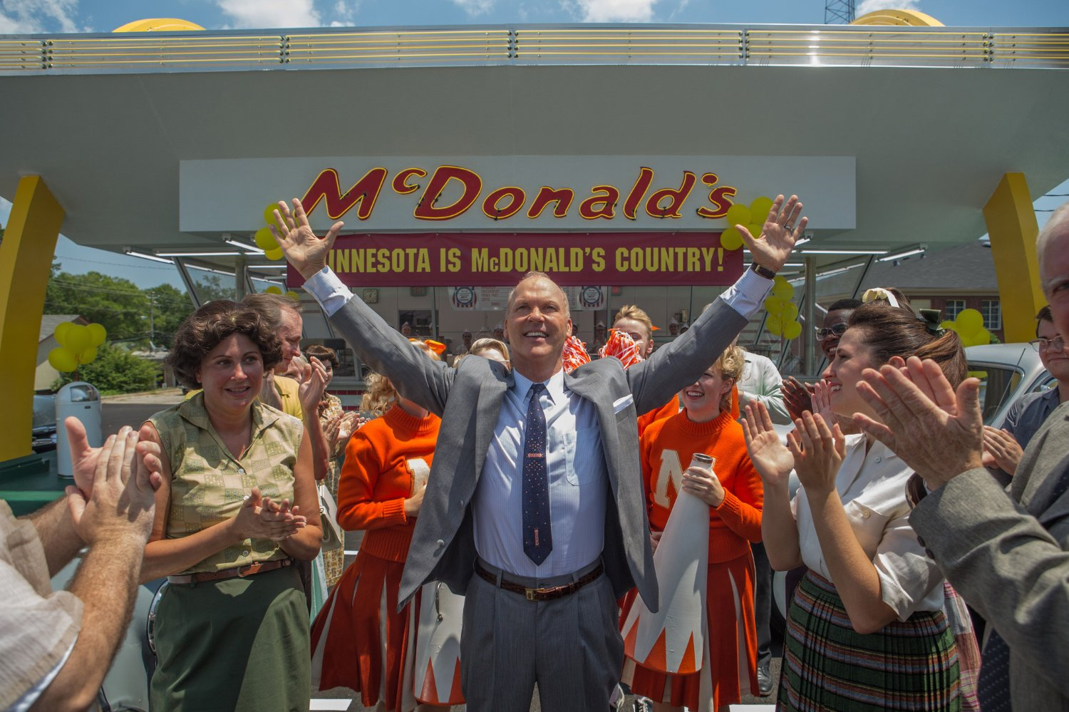 Review: 'The Founder' Ba-da-da-da-da, I'm Not Exactly Lovin' It