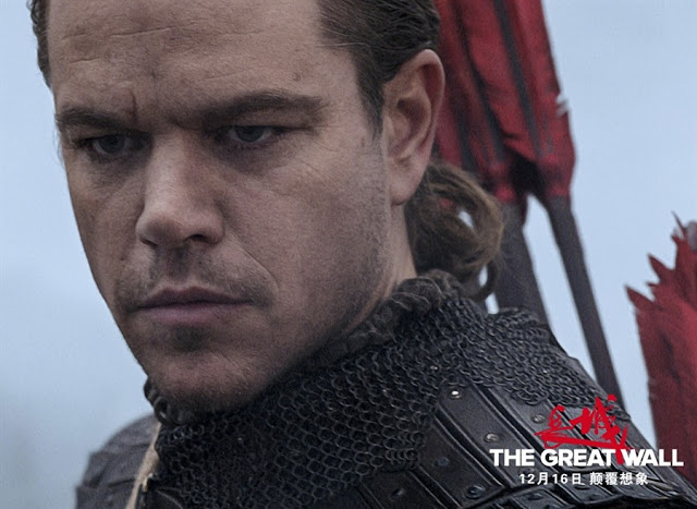 Teaser for 'The Great Wall' Pulled Due to Horrificly Unfinished Effects
