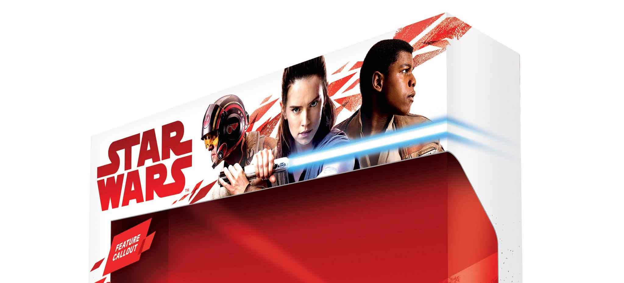 Get in Line for Star Wars Force Friday II this September
