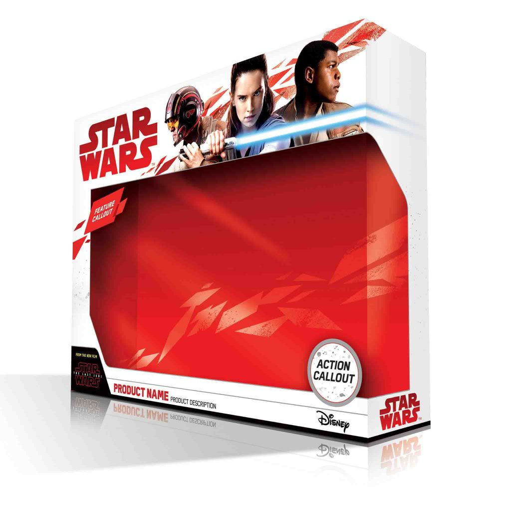 The Last Jedi Toy Box