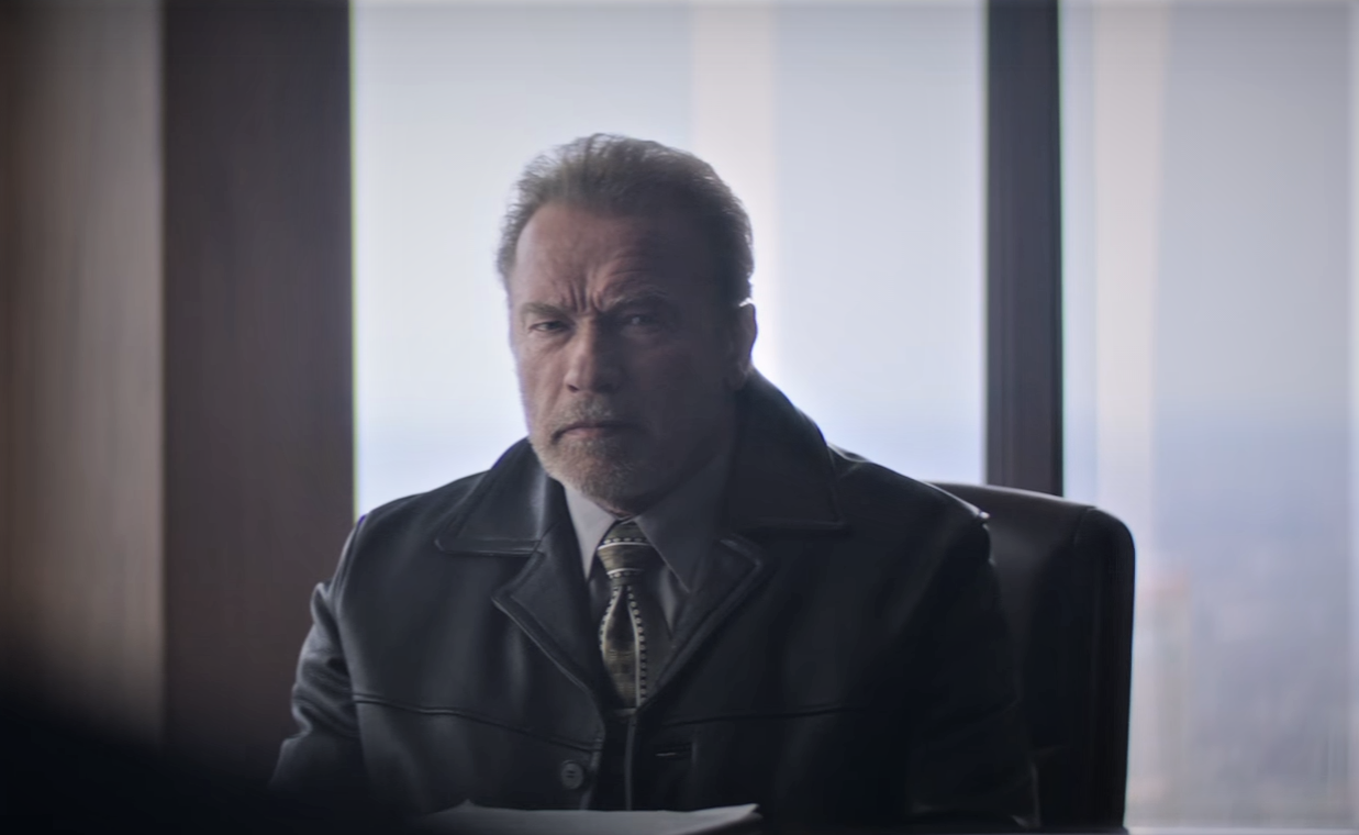 Arnold Schwarzenegger's 'Aftermath' Trailer Lands