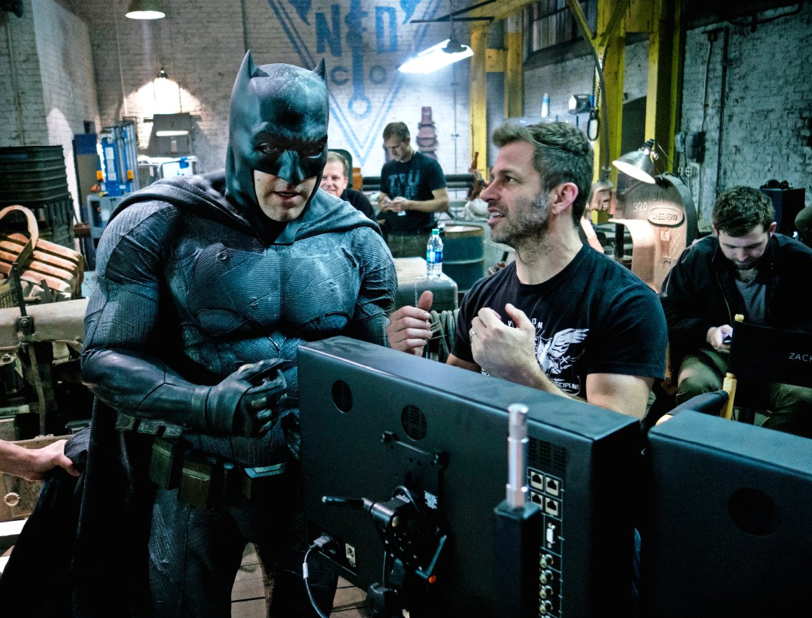 Rebel Moon: Zack Snyder to Direct Star Wars-Inspired Movie for Netflix