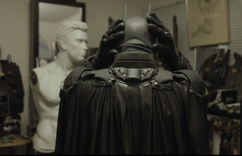 Moving Documentary Explores the Story of a Real-Life Batman