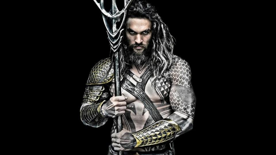 Jason Momoa Teases the Awesomeness of 'Aquaman' Script