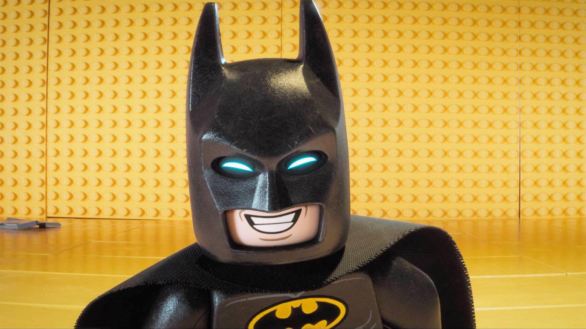 Batman Jacket Made of Legos Hits the Red Carpet