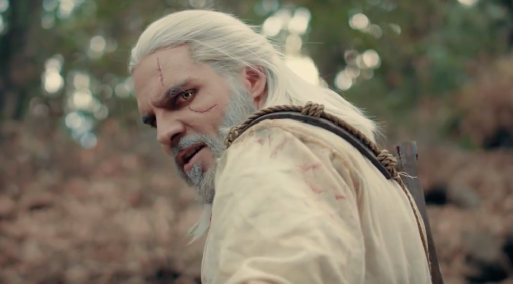 Official Geralt of Rivia Cosplayer Stars in Witcher Fan-Film