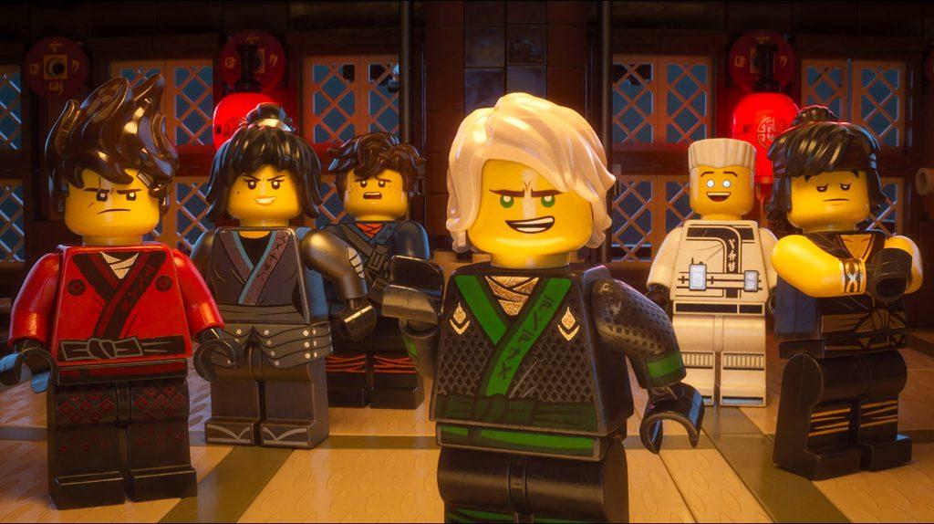 lego, lego ninjago, jackie chan, warner bros. pictures, dave franco, master wu, green ninja, garmadon, lego batman movie, lego movie 2, lego movie