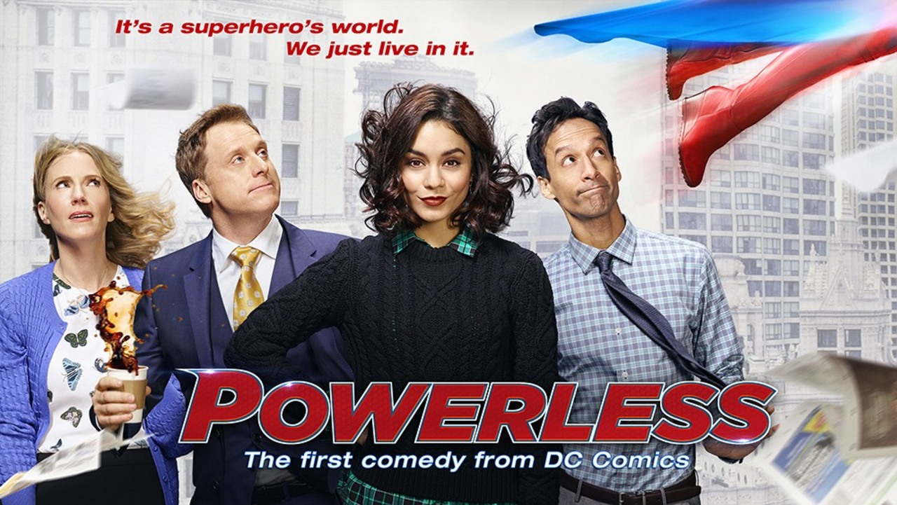 'Powerless' Not Quite Powerful Enough