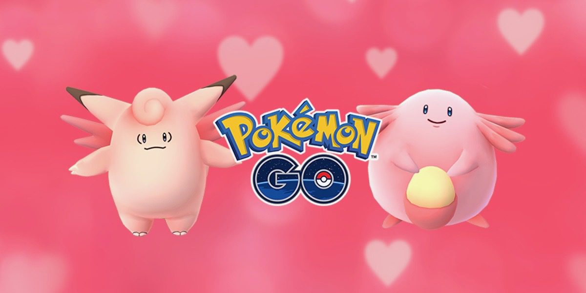 'Pokémon Go' Gets All Romantic With Valentine's Day Update
