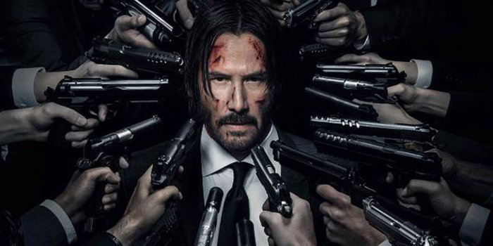 'John Wick: Chapter 2' is a Stylized Kill-Counter