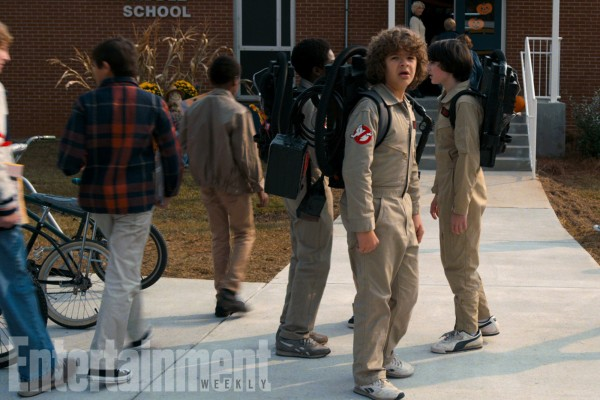 stranger things Season 2 first image