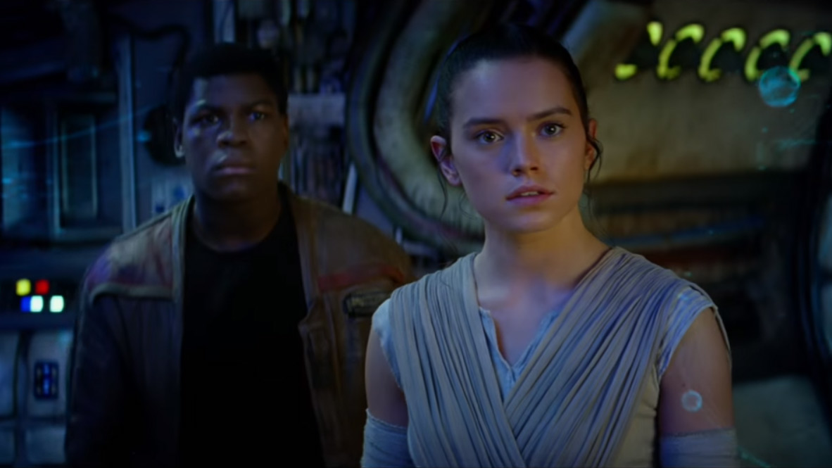 Movie Stars Ambush Daisy Ridley For 'Star Wars' Spoilers In This Hilarious Video