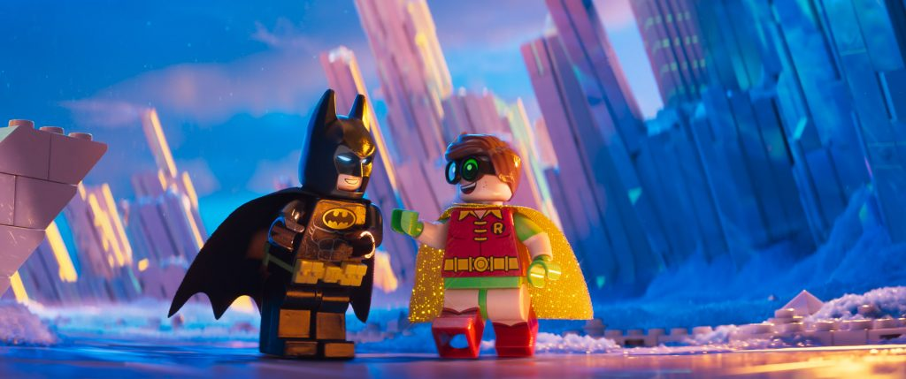 the lego batman movie, lego batman, lego, dc, warner bros. pictures, warner bros. animation, will arnett, michael cera, batman, catwoman, robin, the lego movie, the lego movie 2, the lego ninjago movie