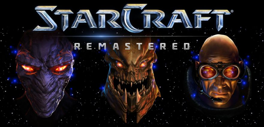 Blizzard Announces StarCraft Remastered, Original Game Now Free