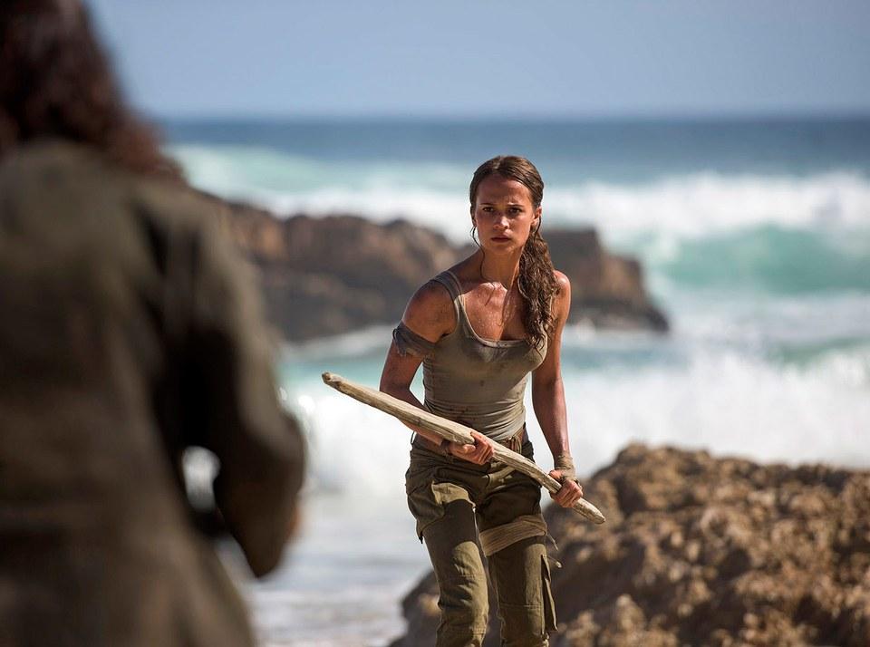 First Look at Alicia Vikander's Lara Croft in New Tomb Raider Images