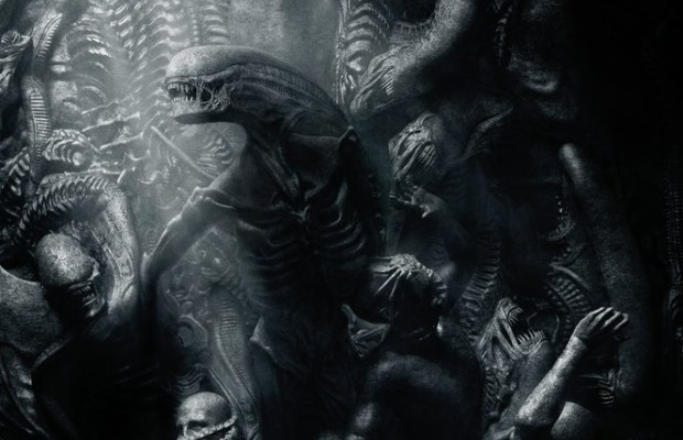 Even the New Alien: Covenant Poster Will Scare You