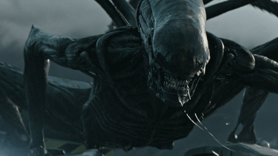 Ridley Scott Wants to Hug Your Face With Final 'Alien: Covenant' Trailer