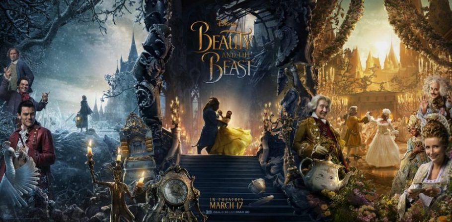 Theatre-Chain Won't Screen 'Beauty and the Beast' Due to LGBT Representation