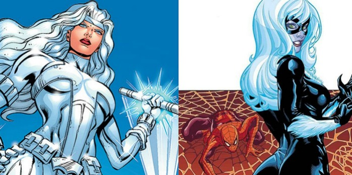 Silver Sable/Black Cat Movie in the Works at Sony