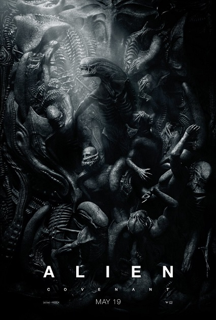 Full Alien Covenant Poster
