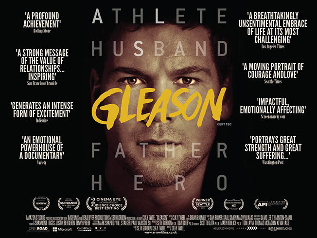 Gleason is a Powerful Testament to One Family's Courage