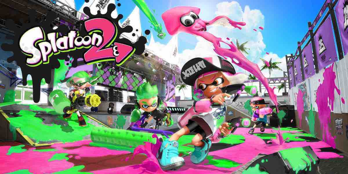 Splatoon 2's Global Testfire Provides A Glimpse Of Life After Zelda