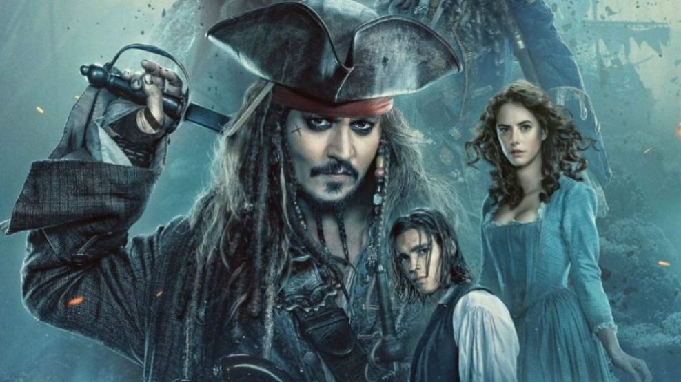 Jack Sparrow's Final Adventure Takes Off in New 'Pirates of the Caribbean 5' Trailer
