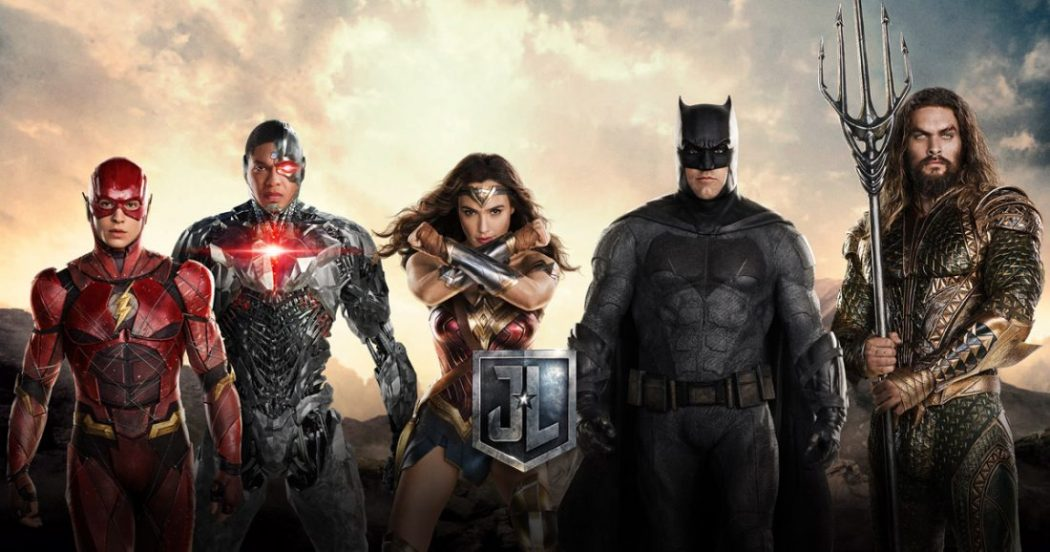 Bruce & Diana Unite the Team in Justice League Trailer