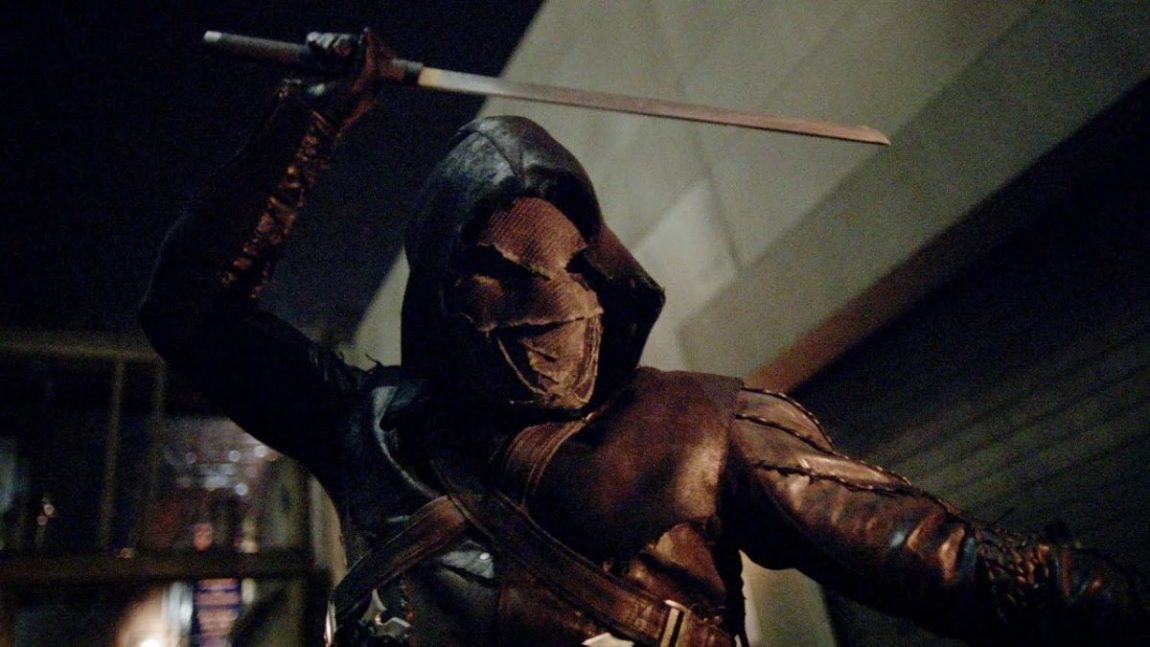 'Arrow' Reveals the Identity of Prometheus