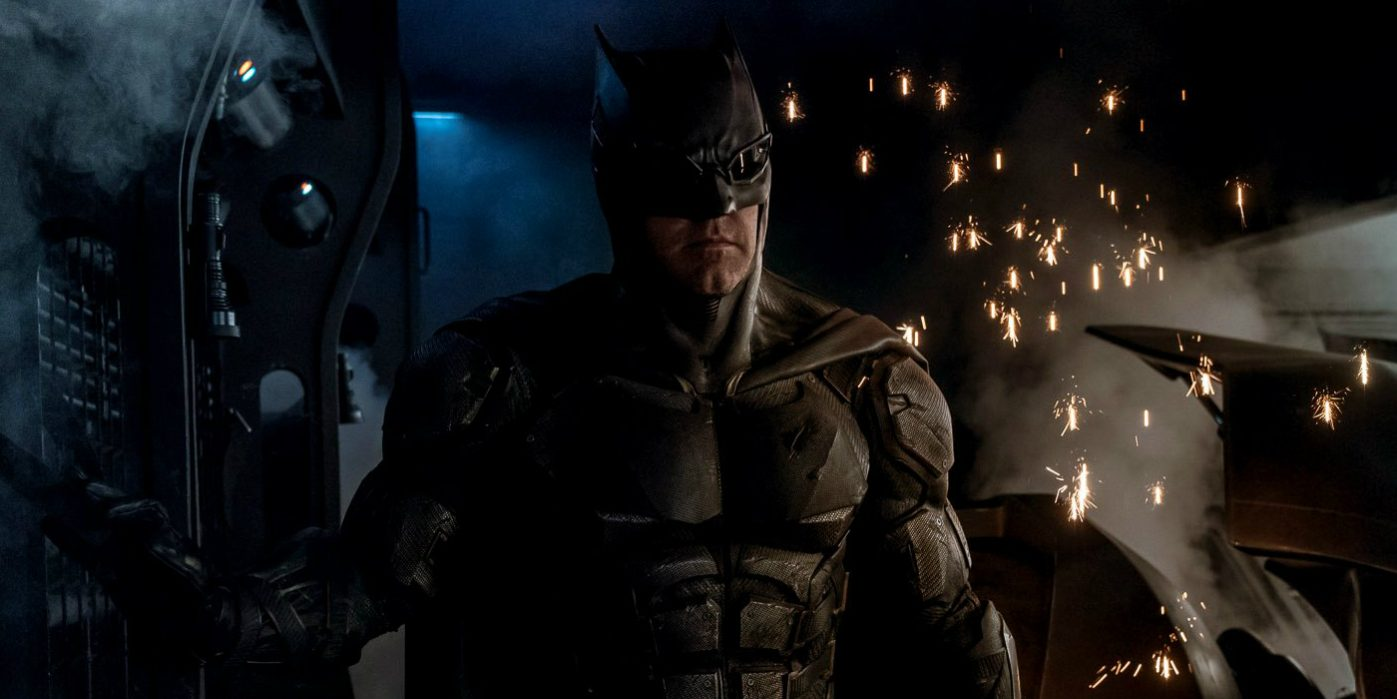 Batman Takes Center Stage in Justice League Teaser