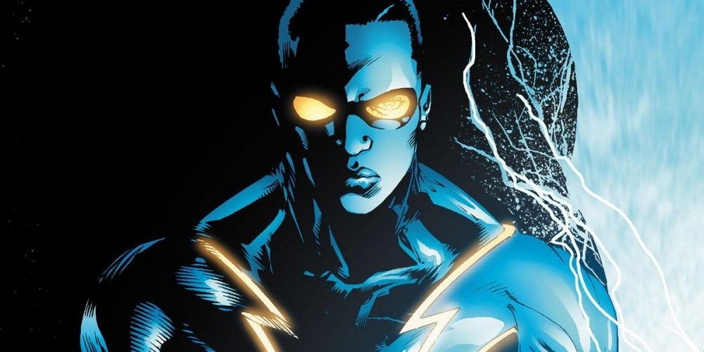 The CW Reveals First Look at Black Lightning