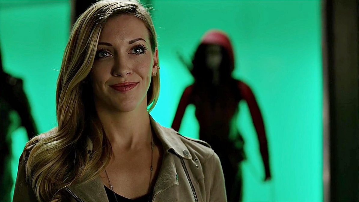 Arrow: Katie Cassidy's Black Siren Returning as Series Regular in Season 6