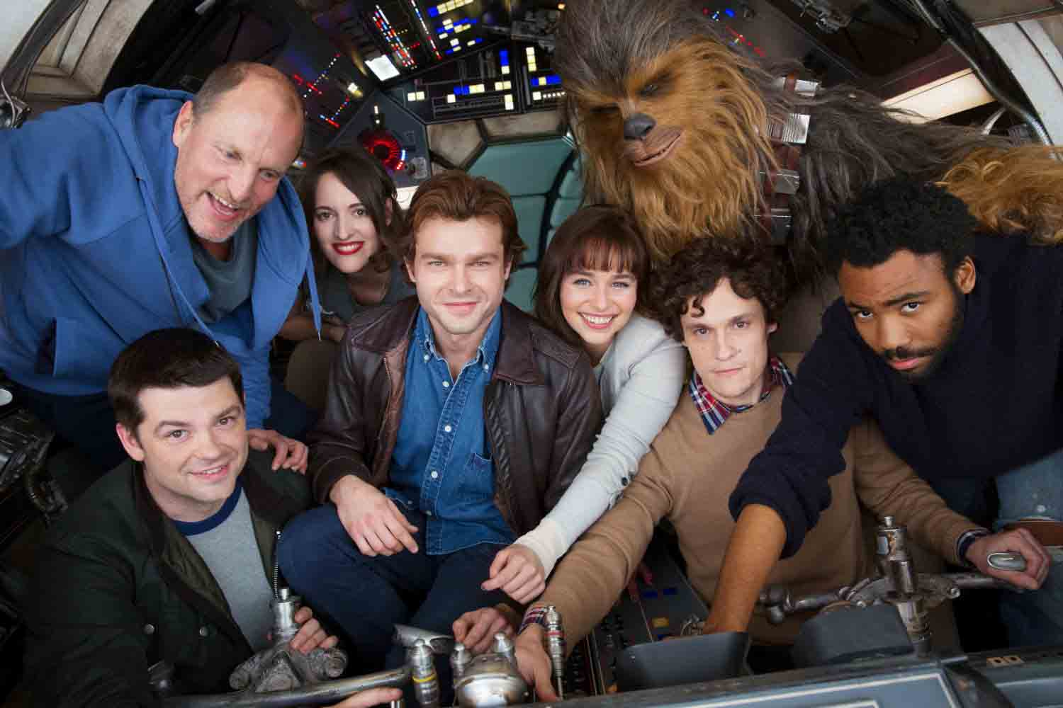 Solo A Star Wars Story: More Light Shed on the Firing of Phil Lord and Chris Miller