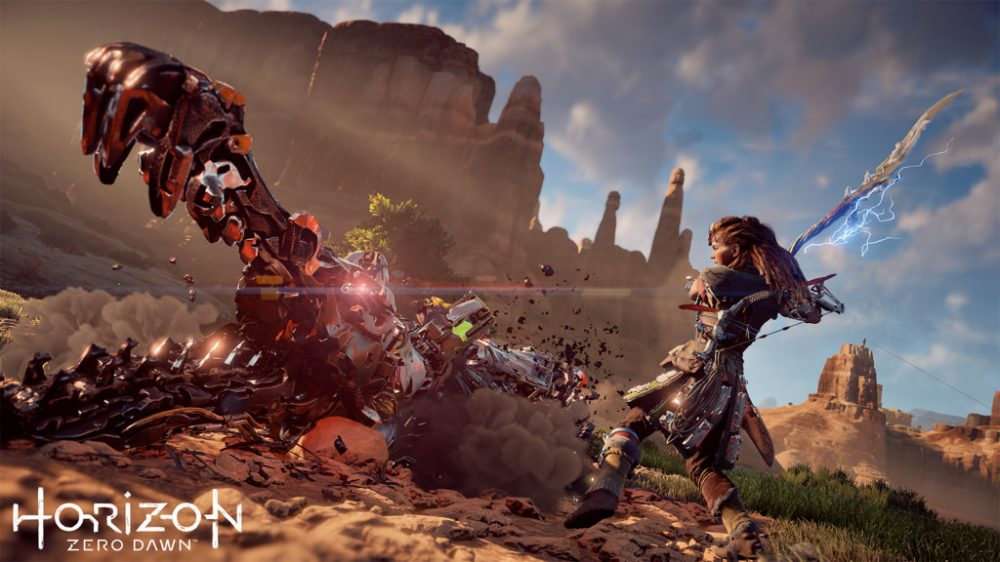 Early 'Horizon: Zero Dawn' Impressions — One of PlayStation's Finest