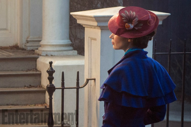 Emily Blunt is Practically Perfect in First 'Mary Poppins Returns' Image