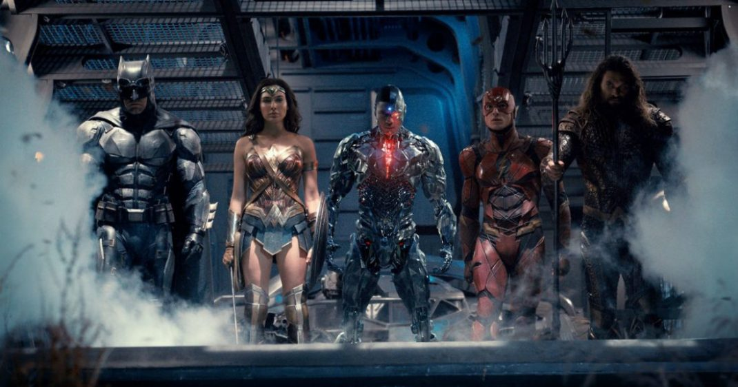 New Justice League Teaser, Full Trailer Premieres This Saturday
