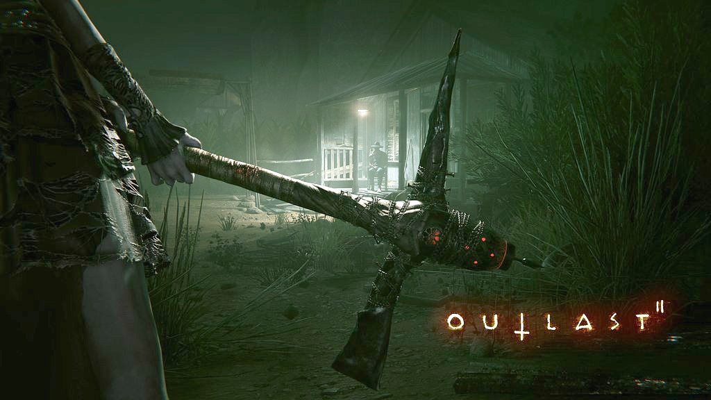 Outlast 2 Finally Gets a Release Date