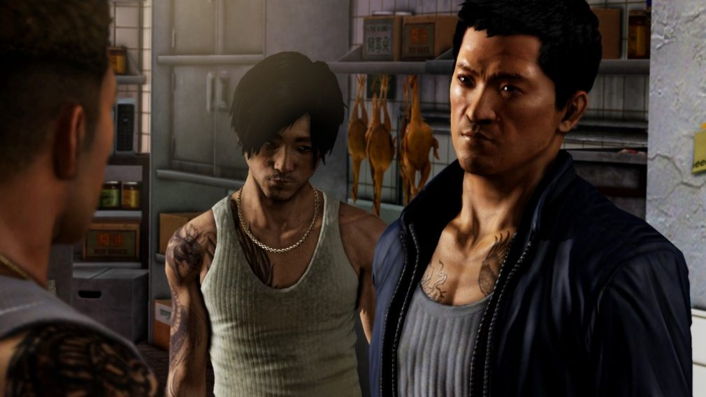'Sleeping Dogs' Film Has Found Its Wei Shen