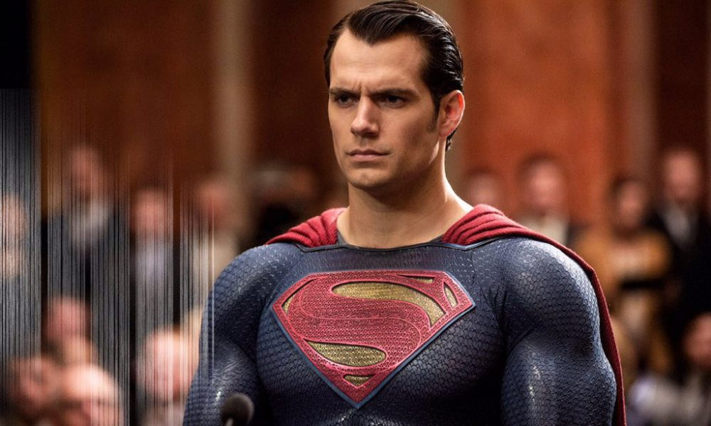 Superman Appears in Justice League Concept Art
