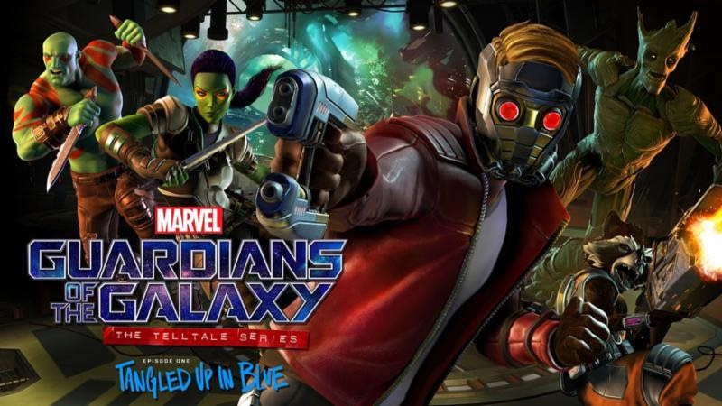 First Trailer Drops for Telltale's Take on Guardians of the Galaxy