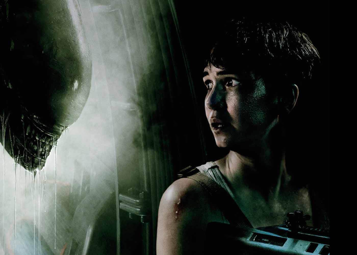 Incoming New Alien: Covenant Crew Member Videos