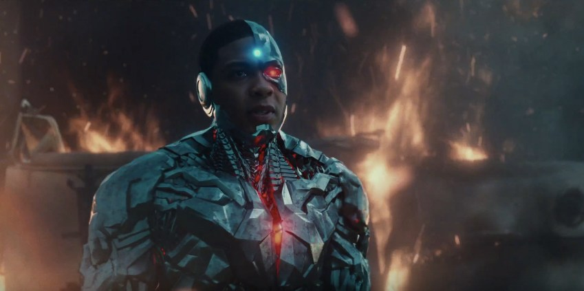 Is WB Working on the Cyborg Movie Again?
