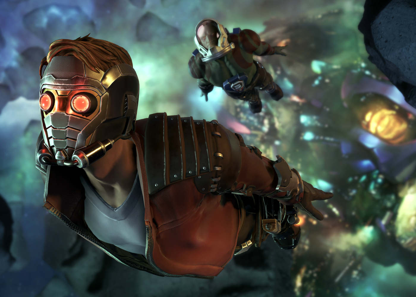 Guardians of the Galaxy: A Telltale Series Episode 1 Hits All the Right Notes