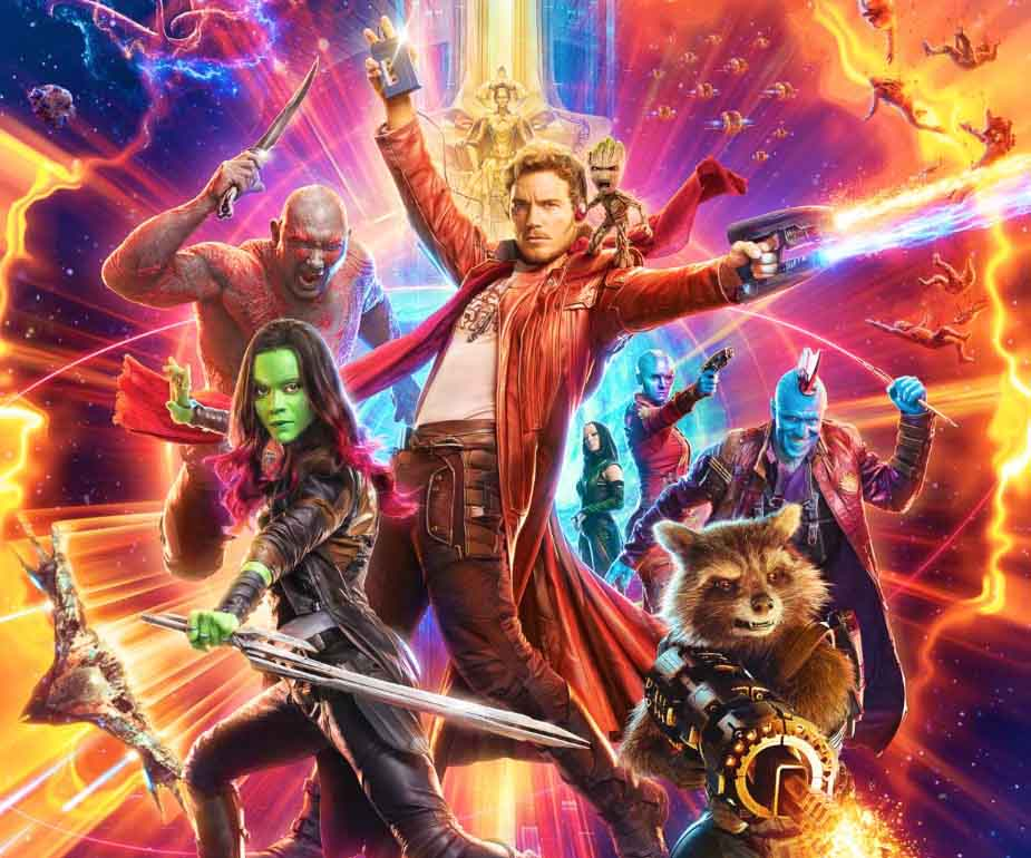 Guardians of the Galaxy Vol. 3 to Start Production in 2021; Gets Working Title