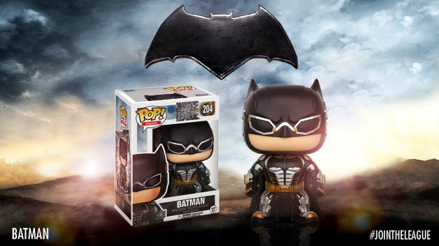 Justice League Funko Pop batman