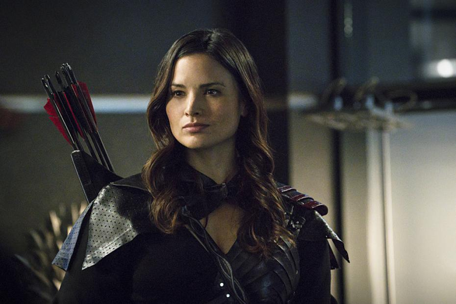 Katrina Law Returning to Arrow, Nyssa vs Talia al Ghul Incoming