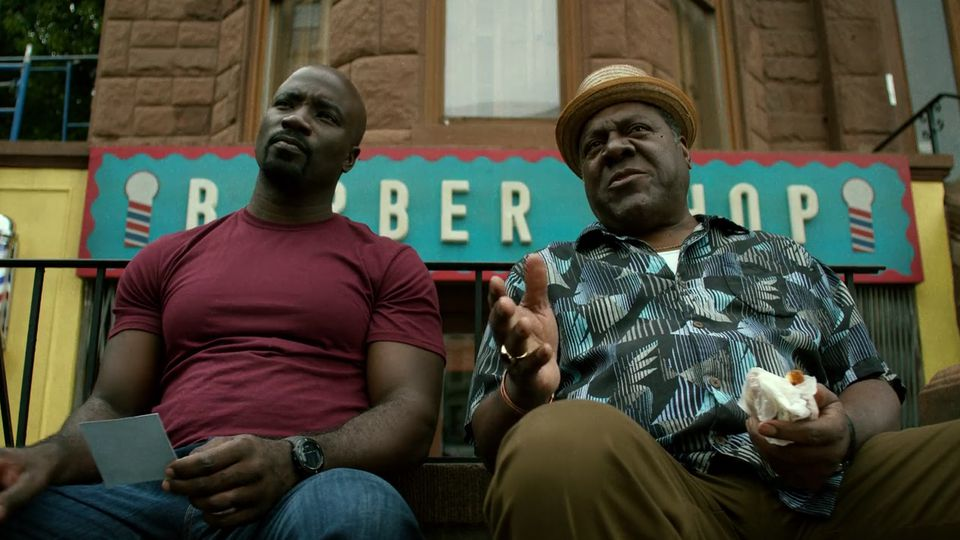 Luke Cage, season 2, pops, mike colter, marvel, defenders, second season