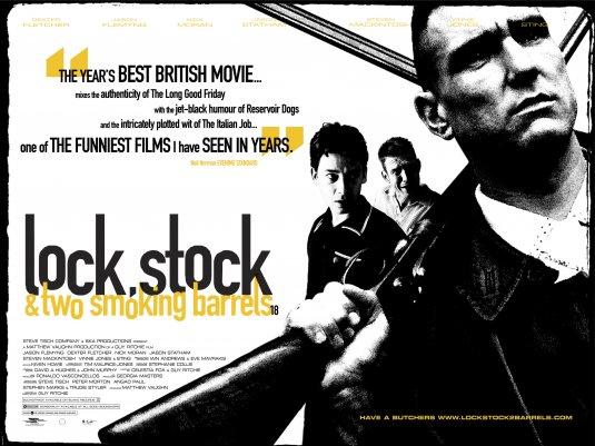 Lock, Stock poster